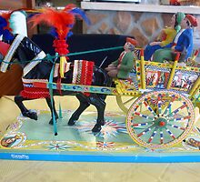 Typical Sicilian Cart by sstarlightss