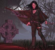 Shadow Hunter by David  Humphrey