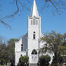 Church Near LBJ Ranch by Susan Russell