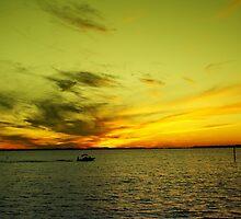 Crayola Sunset by florene welebny