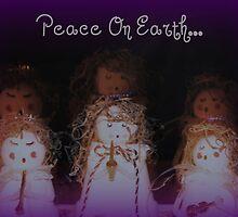 Peace On Earth........ by Linda Bianic