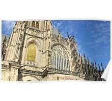 St. Vitus Cathedral in Prague, Czech Republic Poster