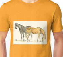 """""""Horses"""" Unisex T-Shirt"""