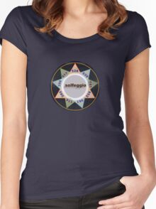 Solfeggio5 Women's Fitted Scoop T-Shirt