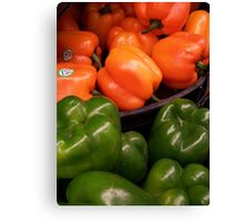 Spicy One Canvas Print