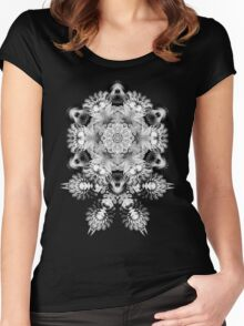 Fractalicious Women's Fitted Scoop T-Shirt