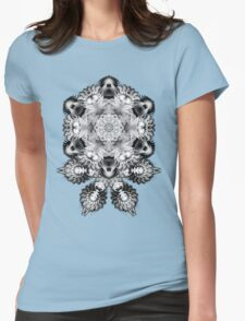 Fractalicious Womens Fitted T-Shirt