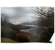Loch Ness from Foyers Lodge Poster