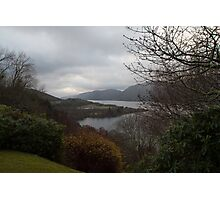 Loch Ness from Foyers Lodge Photographic Print