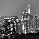 Melbourne Lights by mackasenior
