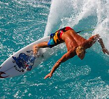 Surfing Hawaiian Style .... by M-Pics