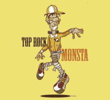 The Top Rock Monsta by Joozu