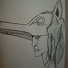 Wolf Hat by Anthony Chicco