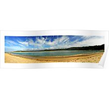 Lake Conjola, south coast Poster