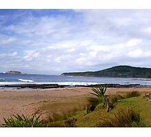 Pebbly beach , South coast nsw by Photo Galleria  Australia