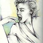Breakfast at Marilyns ( 1999 ) by John Dicandia  ( JinnDoW )