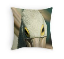 Here's Lookin' At You Kid! Throw Pillow