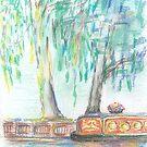 River Boat by velvetkatz