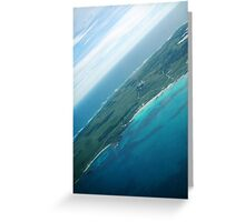 Rottnest Island & Indian Ocean Greeting Card