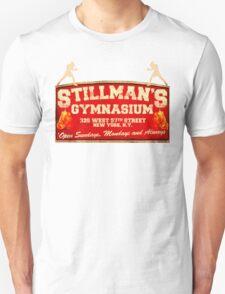 Stillman's Gymnasium New York T-Shirt