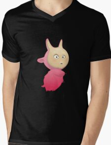 Funny cartoon goat Mens V-Neck T-Shirt