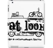 Rat Look Bus iPad Case/Skin
