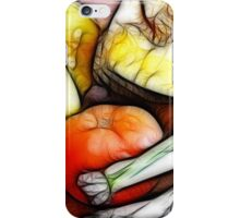Vegeartables iPhone Case/Skin