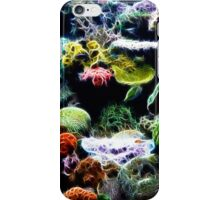 Neon reef iPhone Case/Skin