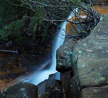 Kelly's Falls NSW Australia by Toni McPherson