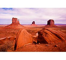 Monument Valley Photographic Print