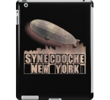 Charlie Kaufman's Synecdoche New York iPad Case/Skin