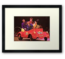 The Wiggles Framed Print