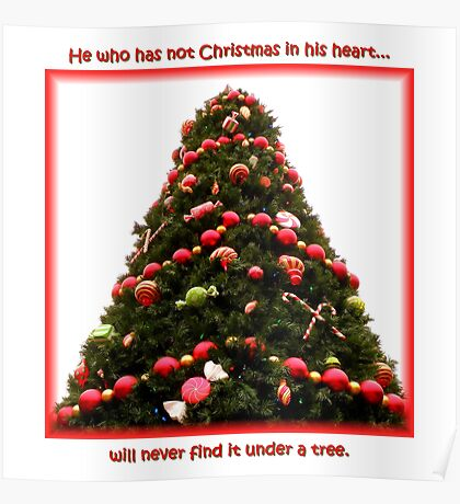 The Heart Of Christmas ~ Part Two Poster