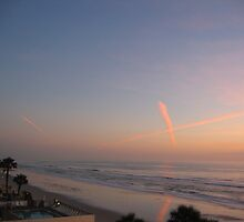 x ,s in sand and sky by eoconnor
