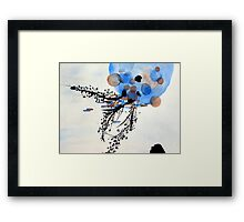"""""""Spore"""" Framed Print"""