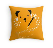 Izzy Wizzy, Let's Get Busy Throw Pillow