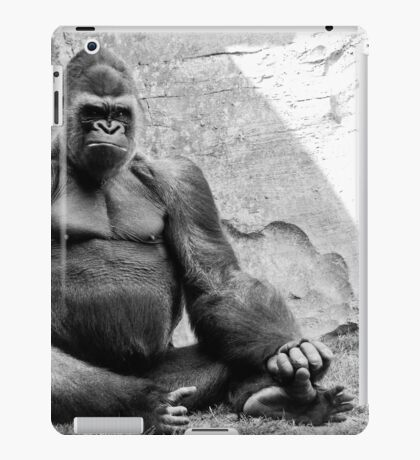 What Are You Looking At? iPad Case/Skin