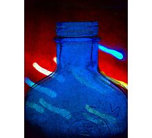 Bottle Up Photographic Print