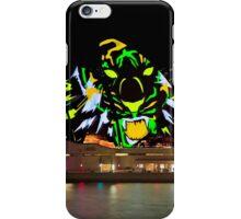 Tiger Tiger Burning Bright - Sydney Vivid Festival - Australia iPhone Case/Skin