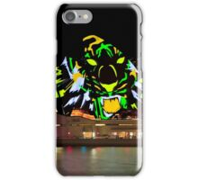 Tiger Tiger Burning Bright - Sydney Vivid Festival - Australia iPhone Case/Skin