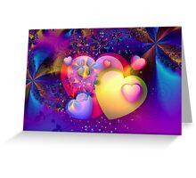 Wonders of Love Greeting Card