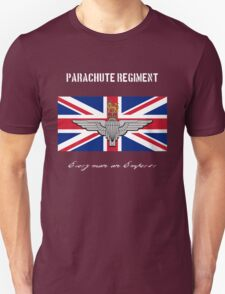 "Parachute Regiment (UK) ""Every Man An Emperor"" T-Shirt"