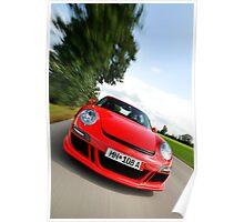 Ruf Porsche RTE 12 .... Poster