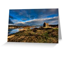 The Guardian of East Loch Greeting Card