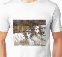 Human sketch Unisex T-Shirt