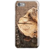 stump alder iPhone Case/Skin