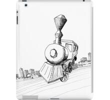 Train-ing Day iPad Case/Skin