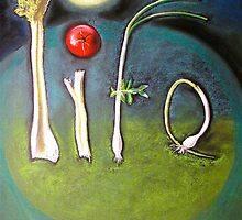 Life Salad by John Sunderland
