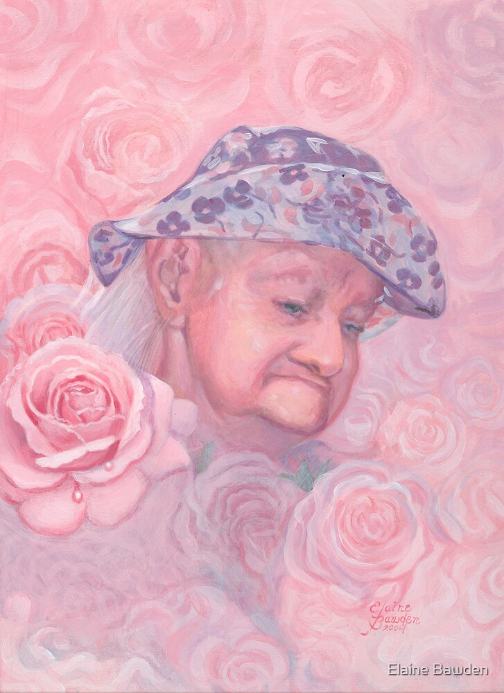 Rose  by Elaine Bawden