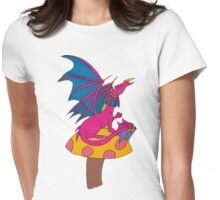 Dragon T-Shirt Womens Fitted T-Shirt